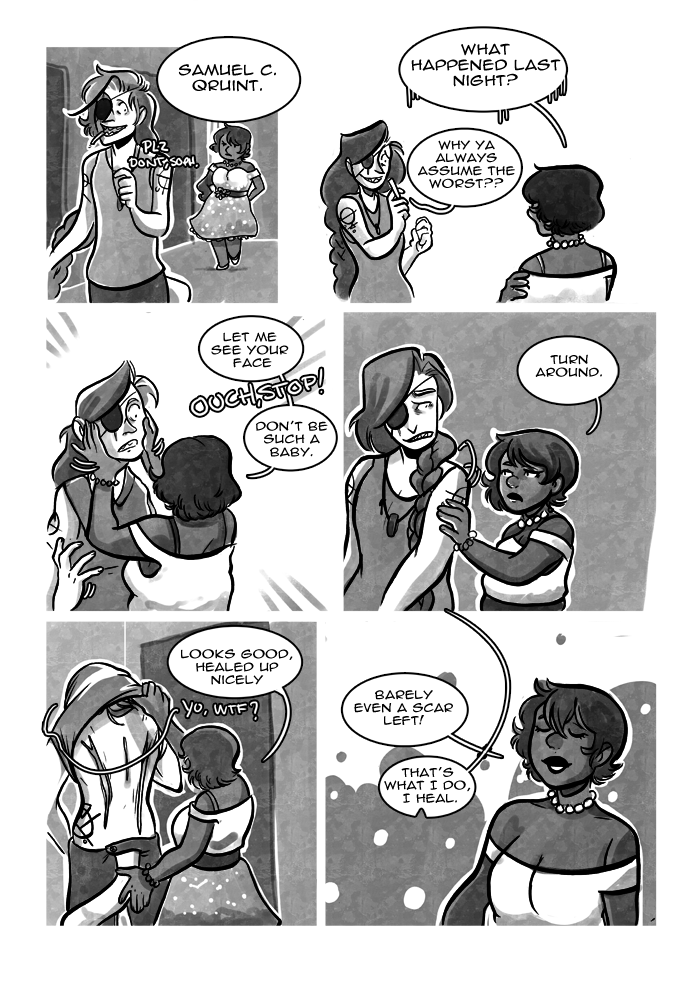 Changes, Page 13